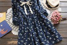 платья футер