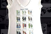 TEATRO / t-Shirt com o tema Teatro.