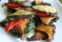 Recipes / Eggplant recipes