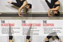 Yoga-stillinger