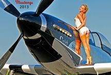 Warbird Pinup Girls 2013 / Warbird Pinup Girls 2013 Calendar. #WWII #WW2 #Ilovemysoldier #army #navy #marine #airforce #specialforces #armywife #armygirlfriend #airforcewife #airforcegirlfriend #marinewife #marinegirlfriend #navywife #navygirlfriend #warbird #pinup #pinupgirls #esquire #steampunk #marilynmonroe #ditavontease #1940s #planes #aviation #P51DMustang #P51Mutsang #RenoAirRacer #P51AirRacer
