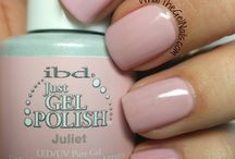 IBD Gel Polish Colors