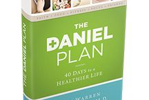 Daniel Plan: God's Prescription for a Healthy Life