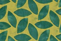 Color Study: Green / Moss, kelly, or lime–there is a shade of green suitable for any design.