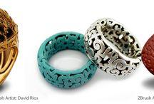 Biżuteria 3D - jubiler 3D