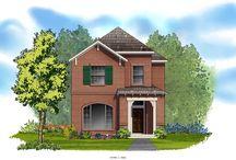 David Weekley Homes - Ponderosa / David Weekley Homes located in Viridian, Arlington Texas is offering the Ponderosa plan on our 35' product.