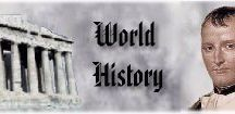 world history - 9th/10th grade  / by Kris Cox