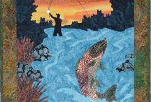 pêche à la truite pour Martine