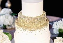 Gold & Black wedding idea
