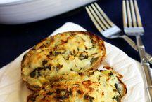 ~Potatoes~ / Potato loves / by Kat Chatt