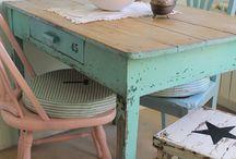 muebles restaurados