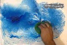 ζωγραφιζω θαλασσα