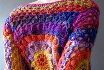crochet - sweater / by Colleen Heath