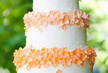 Wedding Cake Orange / by Satin Ice