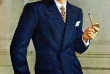 Mens 1940s Fashion
