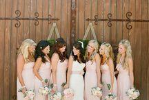 Aimee's wedding inspo
