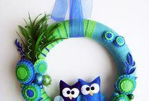 Wreaths / by Charity Boyd