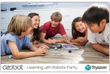 OZOBOT Parties / https://www.tryazon.com/ozobot-back-to-school-party/