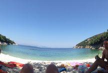 My Greek summer : ελληνικό καλοκαίρι