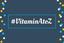Vitamin A to Z inspiration!
