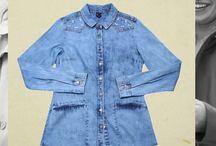 #JeansLife / Creada como prendas de trabajo, las chaquetas de #Jeans se han convertido en la prenda perfecta para la Primavera/ Verano.