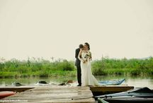 Weddings / A wedding at the Auberge Lac-Brome is no less than a dream come true!
