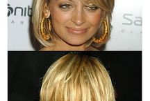 Hair ideas / by Kimberly Whitney