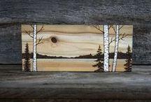 Schilderen hout