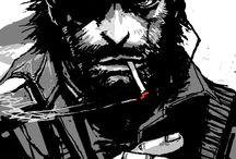 MGS / Metal Gear Solid