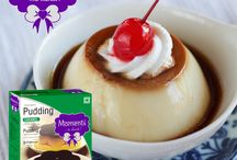Instant Caramel Pudding