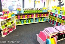 Classroom Organization / by Diane Krumm