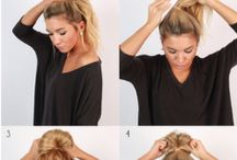 As Seen On Pinterest - Hairstyles