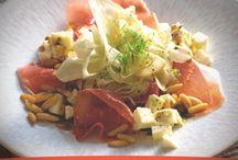Receta de Mozzarella marinada con hinojo y limón para 4 personas