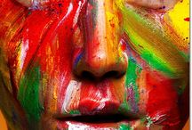 Colorfull Face