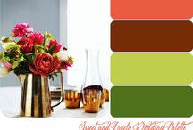 Color charts / Color palettes for all occasions.
