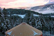 Barrett Yurt