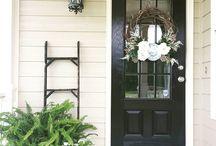 Doors & Front Porch
