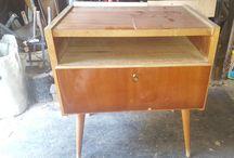varrógép asztal / sewing machine table / Wardrobe = sewing machine table