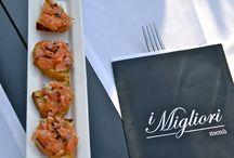 I Migliori / Italiaans restaurant op het Eilandje in de Amsterdamstraat 34-36