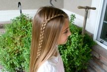 Girls' Hair