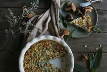 Nature Recipes / Culinary Connections - connecting with nature through cooking and baking using ingredients you can find outside.