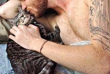 kitty & tattoo