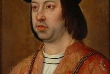 King Ferdinand II of Aragon / Ferdinand II (10 March 1452 - 23 January 1516), called the Catholic, was King of Sicily from 1468 and King of Aragon from 1479 until his death. He was the son of John II of Aragon and Navarre and Juana Enriquez. Ferdinand has been married of his two wives. Isabella I of Castile and Germaine of Foix.