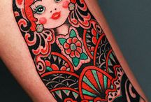 the tattoo files / by Amber Quisenberry