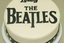 Tortas con Beatles