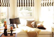 roman blinds / by Tina Whyte