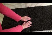 Sewing Individual Blocks/machine