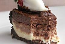 sütemény és étel