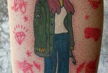 simpson tattoo