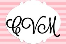 Letras de mi nombre
